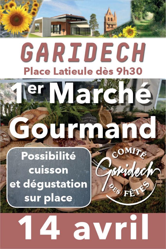 Marché Gourmand - Comité des Fêtes