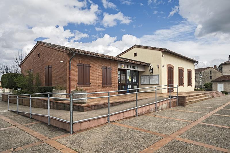Mairie de Garidech