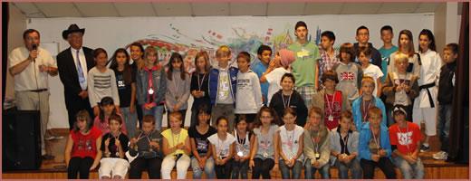 Trophées Jeunes 2012