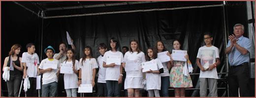 Trophées Jeunes 2013