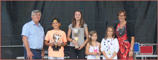 Trophées Jeunes 2014