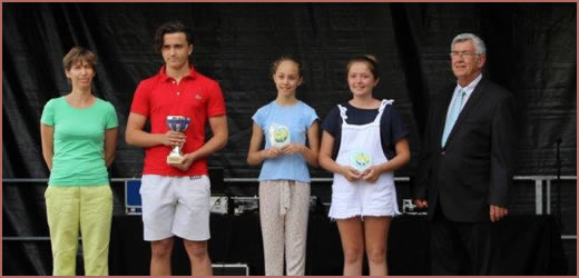 Trophées jeunes 2016