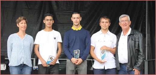 Trophées jeunes 2017