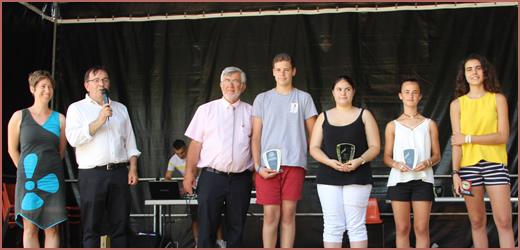 Trophée jeunesse 2018