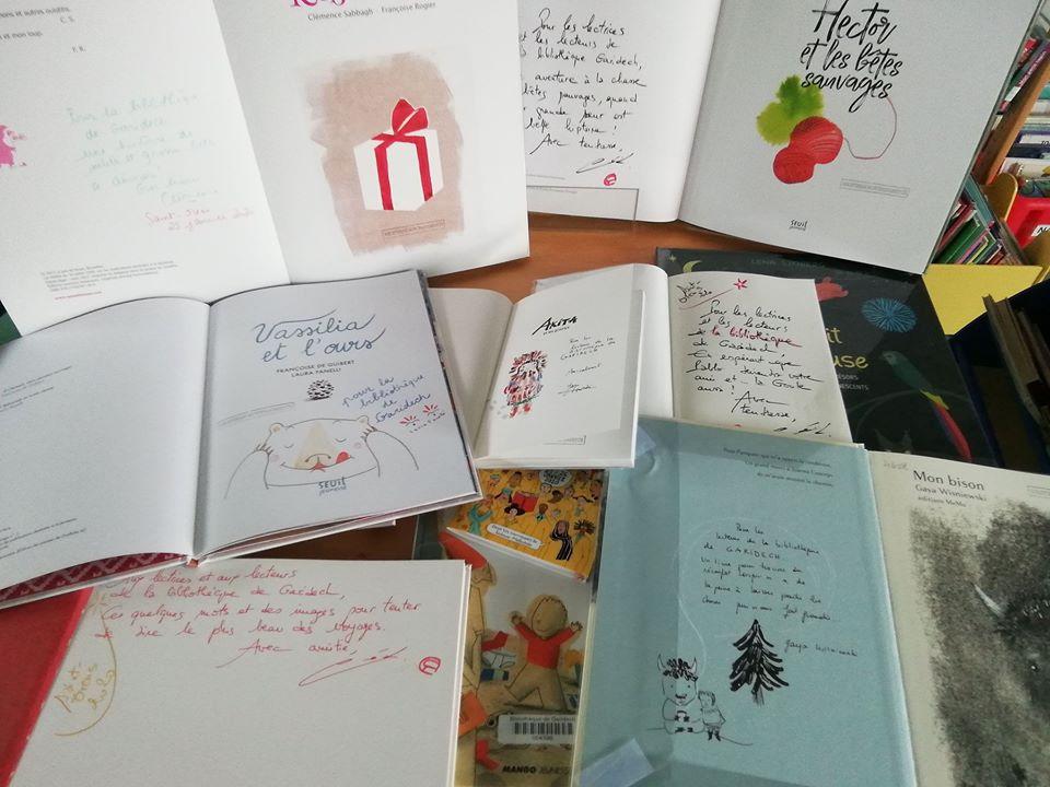 Bibliothèque Municipale - Janvier 2020