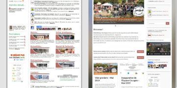 Site Internet Mairie de Garidech