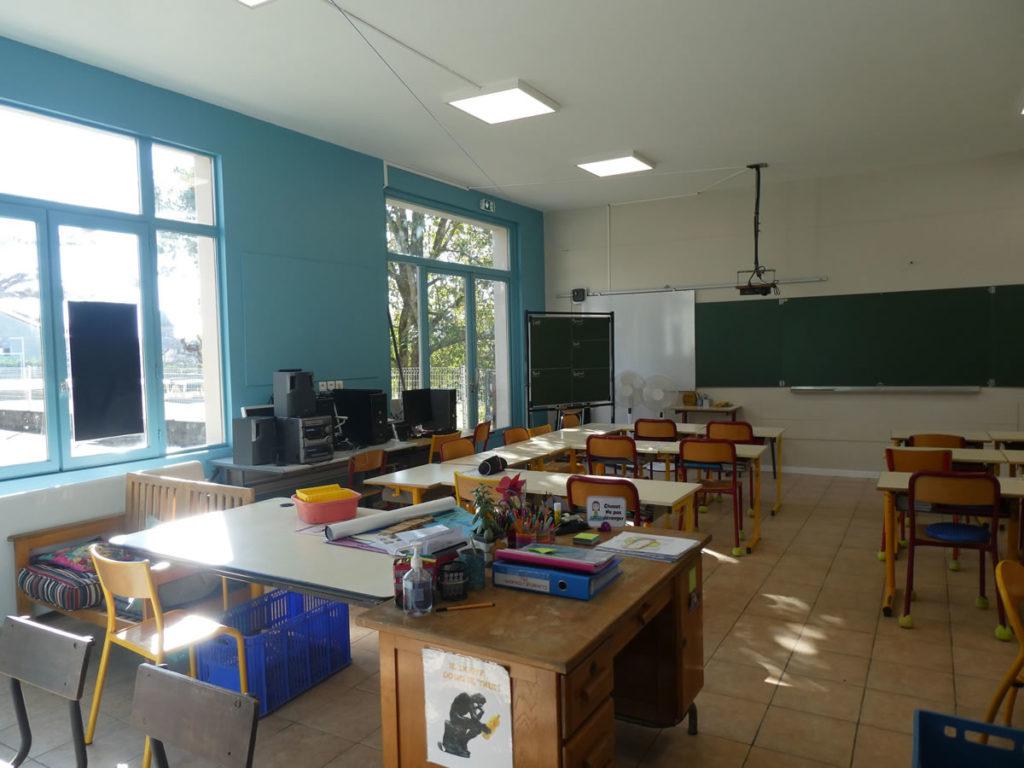Classe Ecole Élémentaire du Chêne
