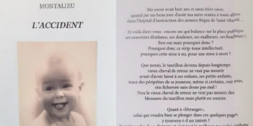 Dominique Montalieu - L'Accident