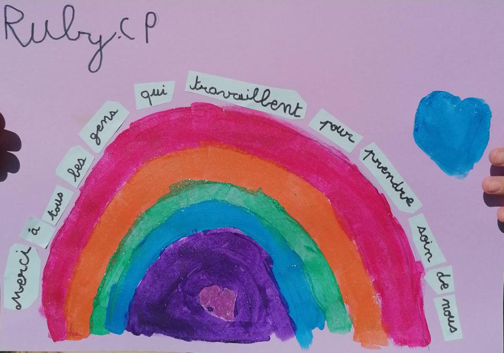 Un dessin pour dire merci - Ruby