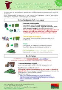 Gestion des déchets - Avril 2020 - V5