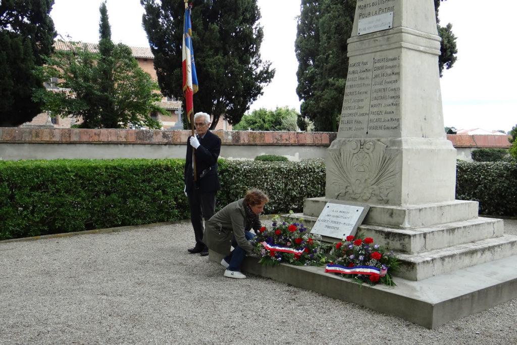 Commémoration 8 mai 2020