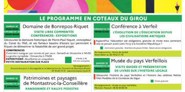 Journées Européennes du Patrimoine - 2020 - C3G