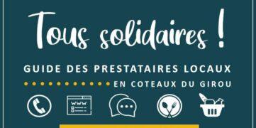 Tous Solidaire Guide des prestataires locaux