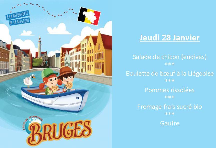 Cantine Evenement Bruges 20200128